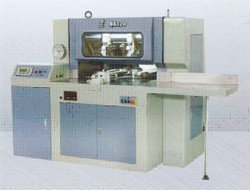 3-ножевая бумагорезательная машина QS420