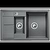 Кухонная мойка Blanco  Metra 6 S compact - алюметаллик