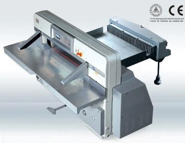 Бумагорезательная машина GUOWANG (Гуованг) MasterCUT 92CDe (920 мм)