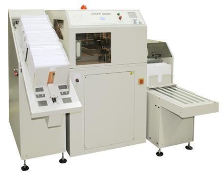 3-ножевая бумагорезательная машина CHALLENGE CMT-330 near-line
