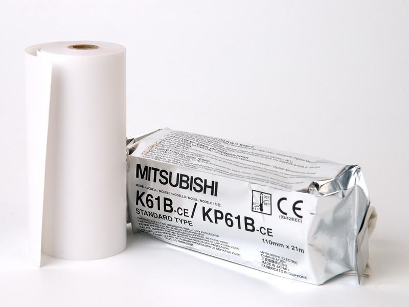 Бумага для УЗИ К61B-ce/KP61B-ce.