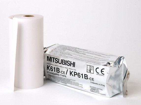 Бумага для УЗИ К61B-ce/KP61B-ce., фото 2