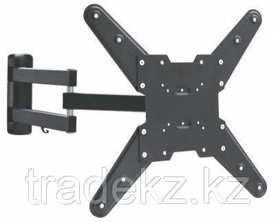 Кронштейн для монитора поворотный Brateck LDA07-443, до 35 кг