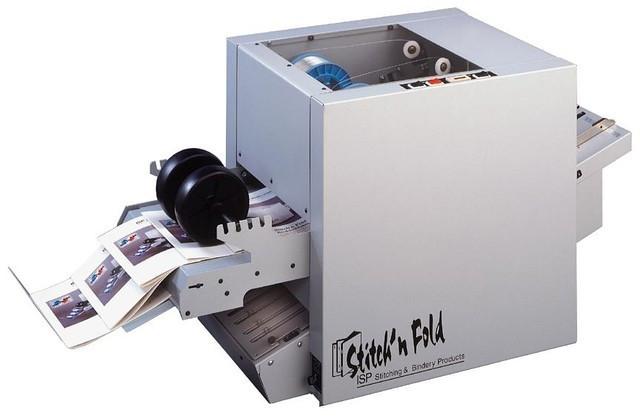 Брошюровальная машина ISP B-2000 Bookletmaker (Брошюровщик)