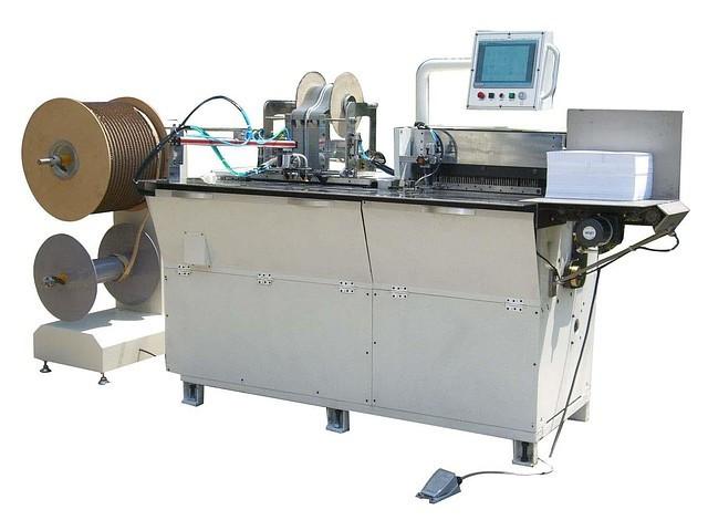 Автомат для пробивки и навивки календарей WIREPROFI 520