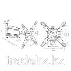 Кронштейн для телевизора поворотный Kromax ATLANTIS-40, фото 2