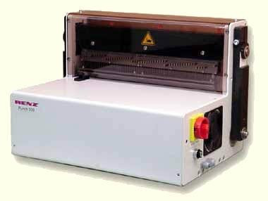 Электрический перфобиндер PUNCH 500