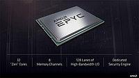 AMD анонсировала линейку серверных процессоров EPYC