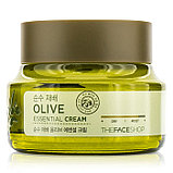 Увлажняющий крем для лица The Face Shop Olive Essential Deep Moist Cream, фото 2