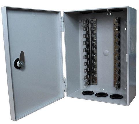 Распределительная коробка с замком на 100 пар, фото 2