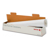 """Бумага для плоттера """"Xerox"""" 450L90008, InkJet Roll, 610 мм*50 м, 75 гр/м2, втулка - 50,8 мм"""
