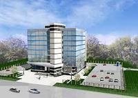 Проектирование офисных зданий и офисных помещений