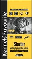 Сухой корм для щенков всех пород с 21-го дня Kennels' Favourite Starter