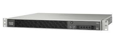 Межсетевой экран Cisco ASA 5515-X with FirePOWER