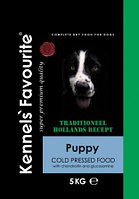 Холодно пресcованный корм для щенков средних и крупных пород Kennels' Favourite Cold Pressed Puppy