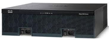Cisco 3925 w/SPE100 (3GE,4EHWIC,4DSP,2SM, 256MBCF,1GBDRAM,IPB)