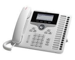 Cisco UC Phone 7861 White