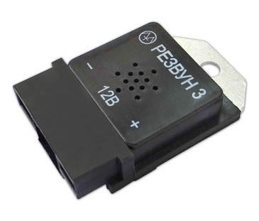 Звуковой сигнализатор 12в
