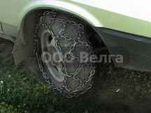 Цепи на колёса 185 / 75 R16 соты, Нива,Газель