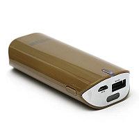 Универсальная мобильная батарея PowerPlant/PB-LA9005/5200mAh/универсальный кабель