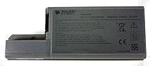 Аккумулятор PowerPlant для ноутбуков DELL Latitude D820 (DF192, DL8200LP) 11.1V 7800mAh