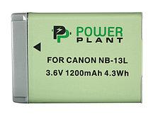 Аккумулятор PowerPlant Canon NB-13L 1200mAh