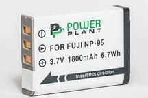 Аккумулятор PowerPlant Fuji NP-95 1800mAh