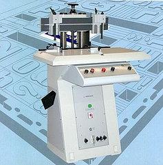 Профессиональные электро-механический 2-х головочный круглитель углов H2