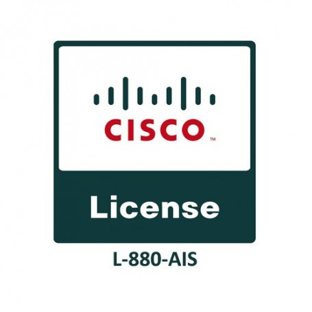 EDelivery Cisco 880 Advanced IP Services License PAK
