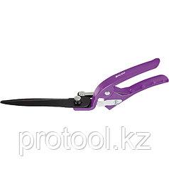 Ножницы, 310 мм, газонные, металлические ручки// PALISAD
