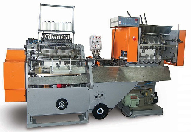 Автоматическая ниткошвейная машина SewSTAR 39A (Юж.Корея)