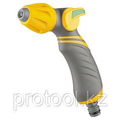 Пистолет-распылитель, регулируемый, эргономичная  рукоятка// PALISAD LUXE