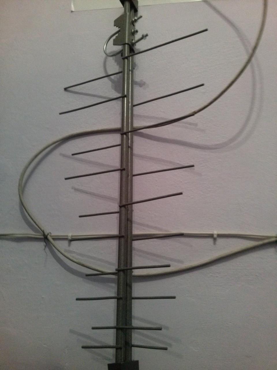 Эфирные антенны для цифровых Т-2 приёмников