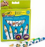 8 толстых карандашей для малышей (от 1 года), фото 1