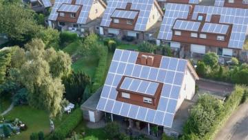 Сетевые cолнечные электростанции для коммерческих и частных хозяйств
