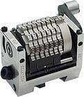 CONTAGOR 470 Plus - Нумератор с валковым способом нанесения офсетной краски, фото 5