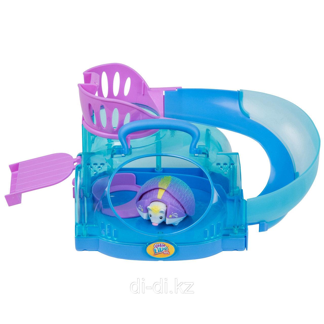 Интерактивная игрушка Ёжик Shy Sky с домиком