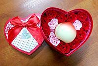 Beauty подарок для девушек (Крем для рук-персик), фото 1