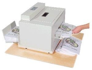 Устройство квадрачения корешка Plockmatic 104 Squarefolder