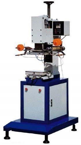 Полу-автомат пневмо-пресс для тиснения FoilMASTER H-168
