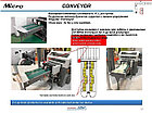 Вкладочно-швейно-резальные автоматы OSAKO Micro (Япония), фото 6