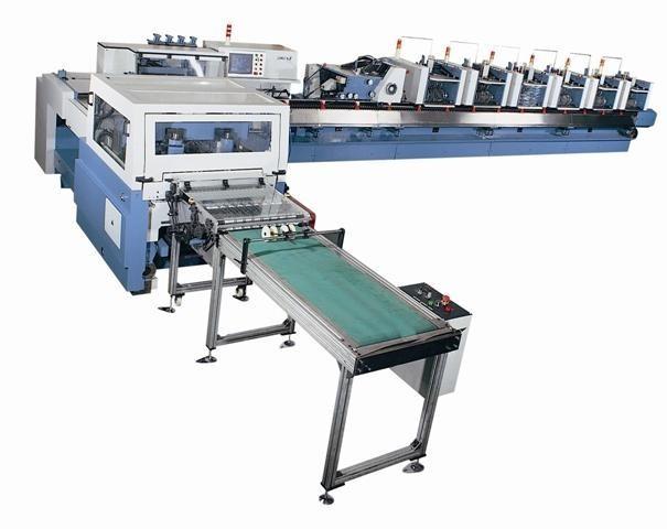 Вкладочно-швейно-резальные автоматы Purlux NOVA 10