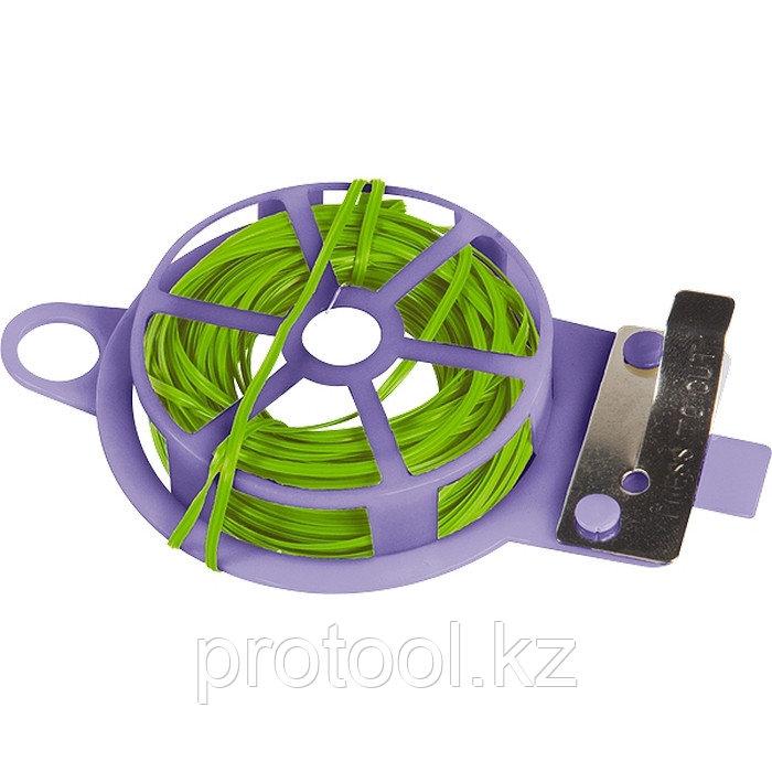 Подвязка из мягкой проволоки, бобина 30 м// PALISAD