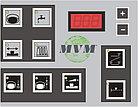Заточной станок для плоских ножей MVM PX-1350, фото 3