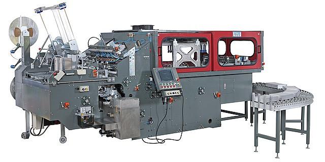 Высокопроизводительная крышкоделательная машина CaseMASTER HY-55