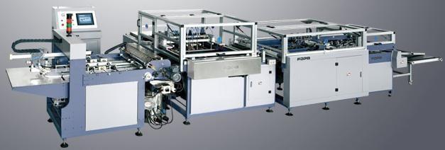 CaseLine 450A - крышкоделательная линия