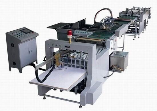 Автоматическая крышкоделательная машина LY -560PKJ