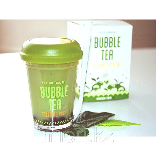 Bubble Tea Sleeping Pack Green Tea [Etude House]