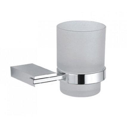 Подстаканник серебристый Fixsen Noble FX-6106 одинарный