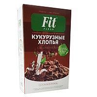 Кукурузные хлопья со вкусом шоколада